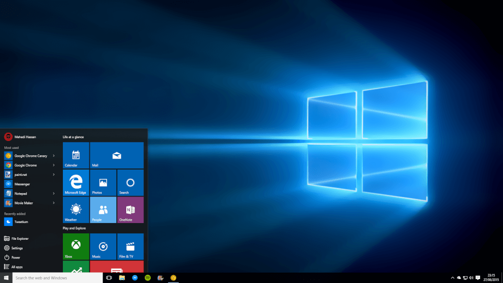 Think Twice Before Upgrading to Windows 10